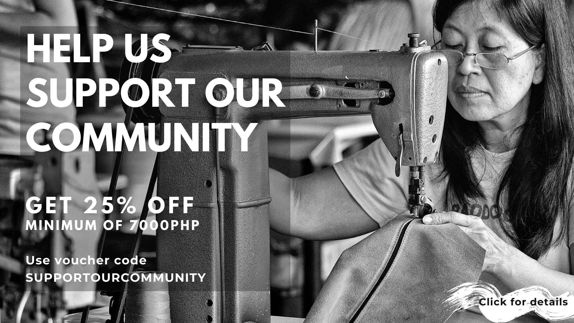 Help us support our community